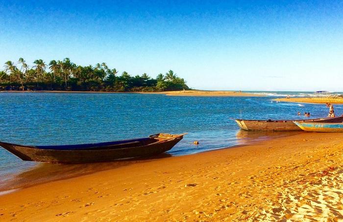 melhores praias do brasil caraiva